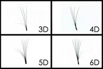 uitleg wimperverlening met 3D Wimperextensions